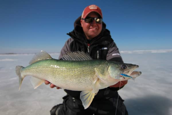 Tony Roach Walleye