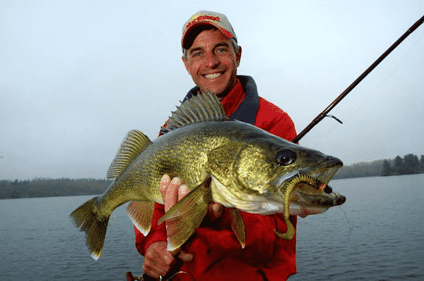 Chip Leer - Early Season Walleye