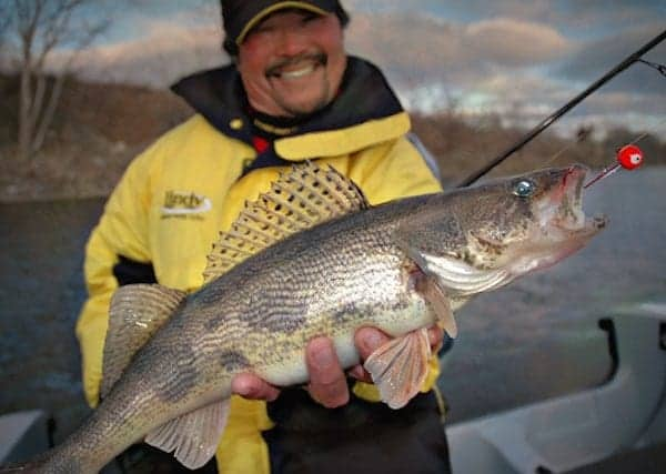 Ted Takasaki - Early Season Walleye