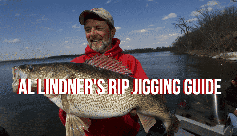 Al Lindners Rip Jigging Guide