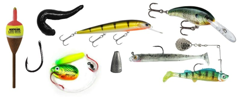 Weed Walleye Baits