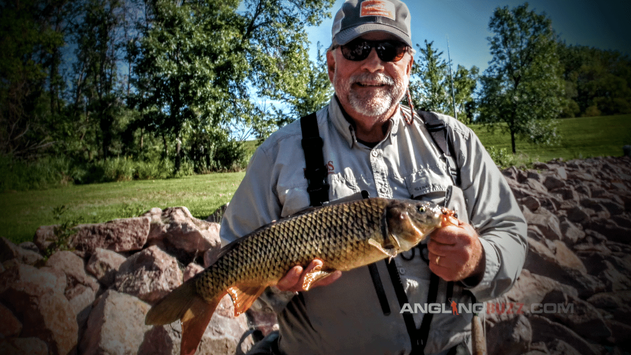 Otter Tail River MN Fly Fishing Report Mickey Johnson