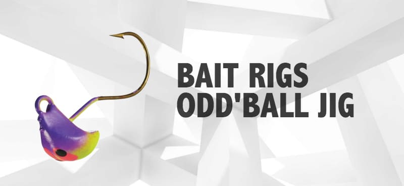 Bait Rigs Odd'Ball Jig