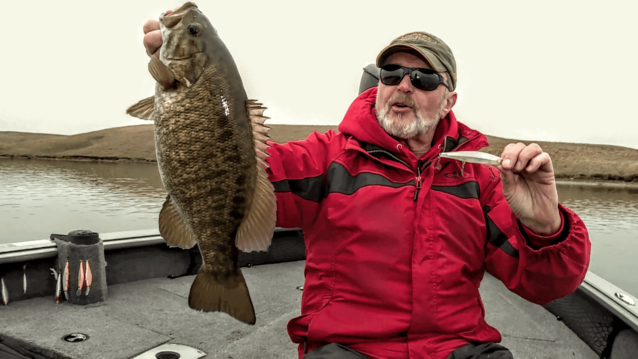 A 1-2-3 Punch for Spring Smallies