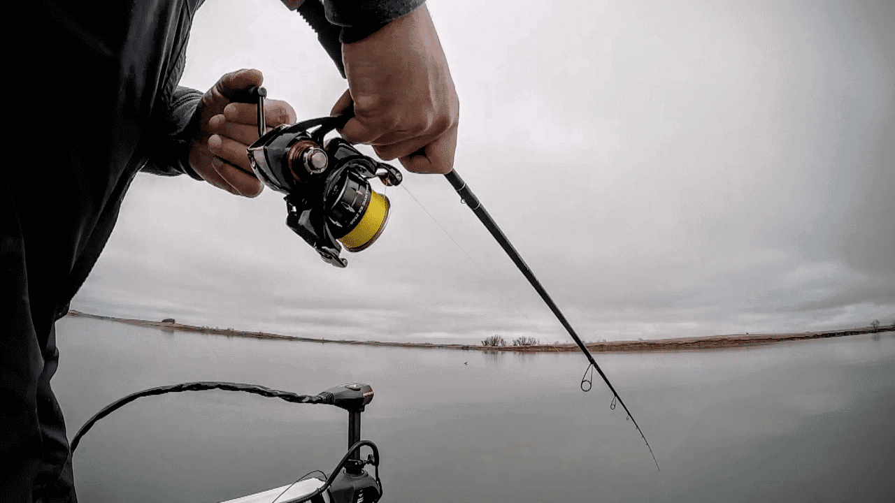 The Best Rod, Reel & Line for Jerkbait Fishing