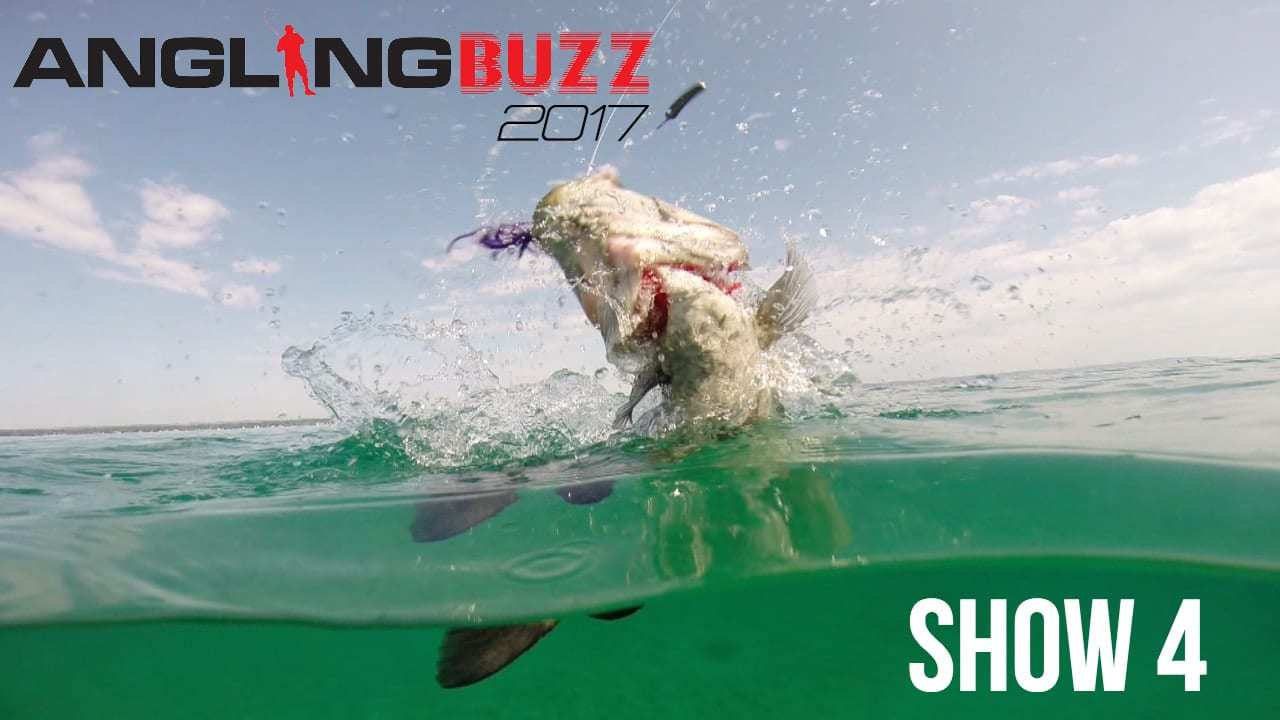 2017 AnglingBuzz TV Show 4