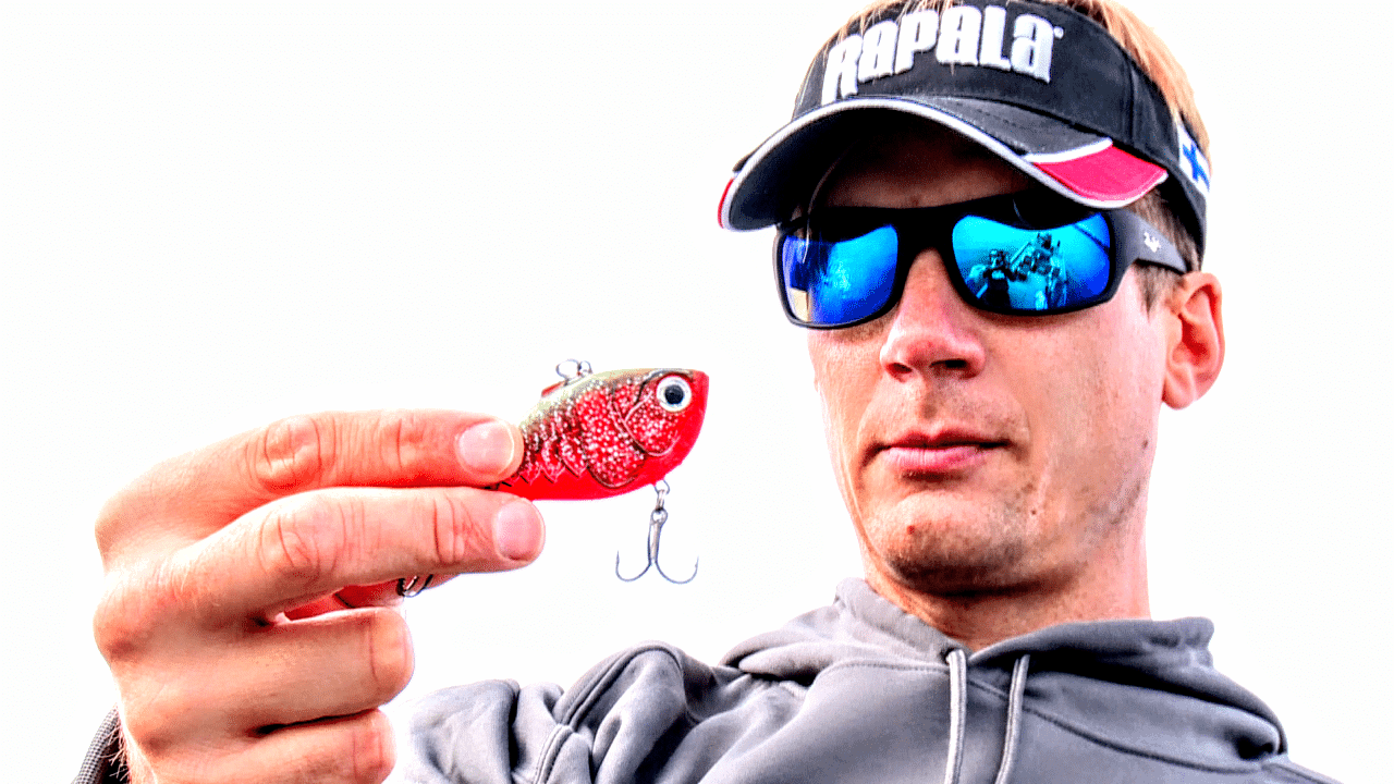 Why You Should Be Throwing Rattle Baits Right Now