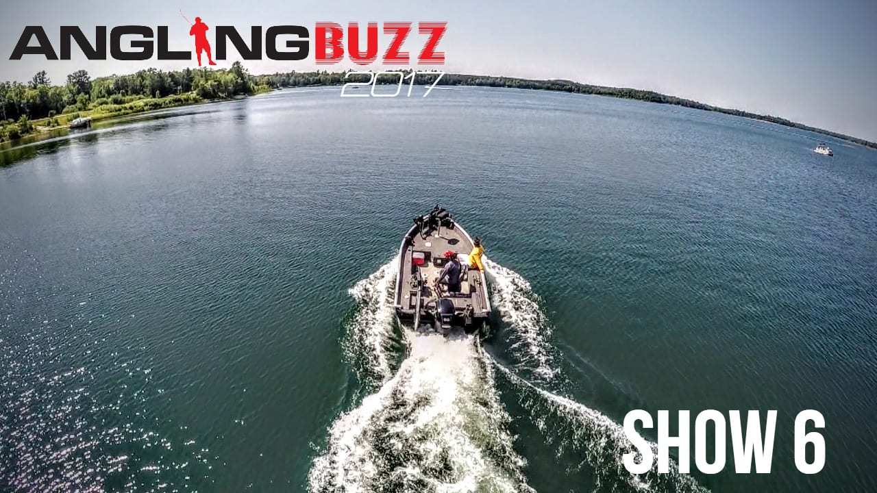 2017 AnglingBuzz TV Show 6