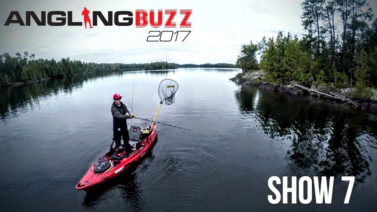 2017 AnglingBuzz TV Show 7