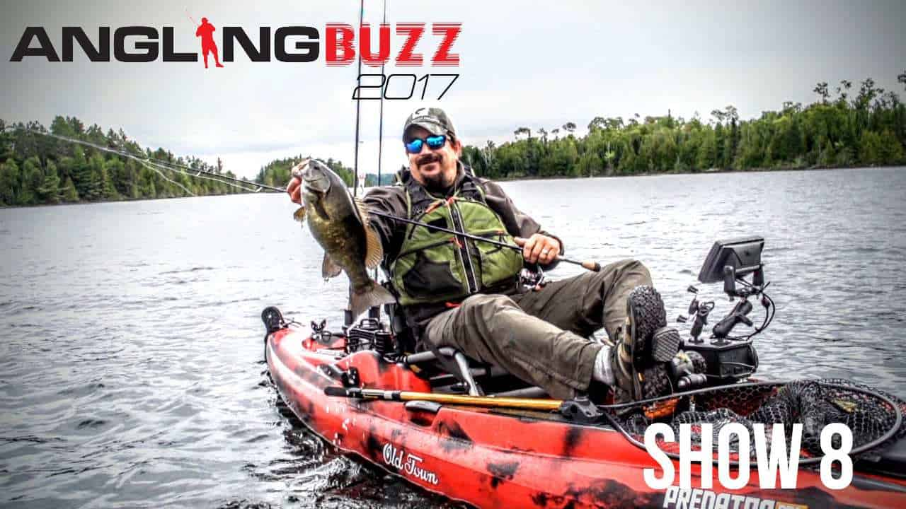 2017 AnglingBuzz TV Show 8