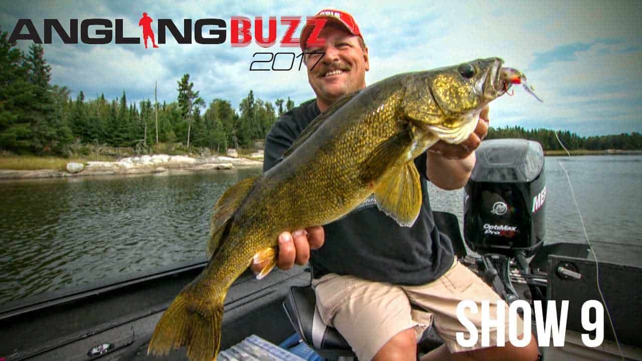 2017 AnglingBuzz TV Show 9