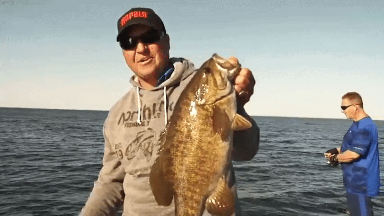 Mille lacs lake mn fishing report tony roach for Lake mille lacs ice fishing