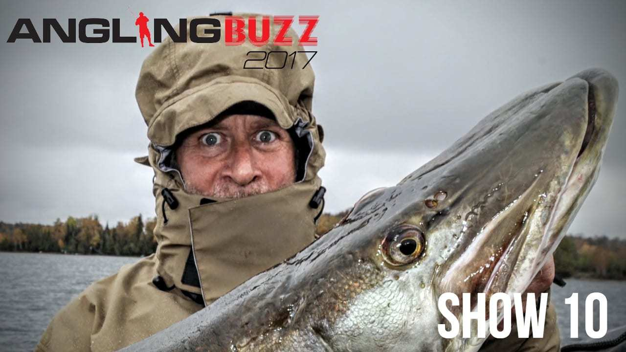 2017 AnglingBuzz TV Show 10