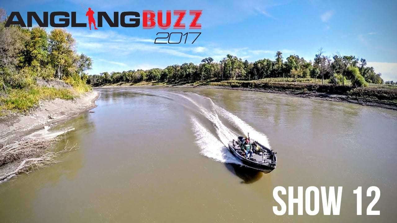 2017 AnglingBuzz TV Show 12