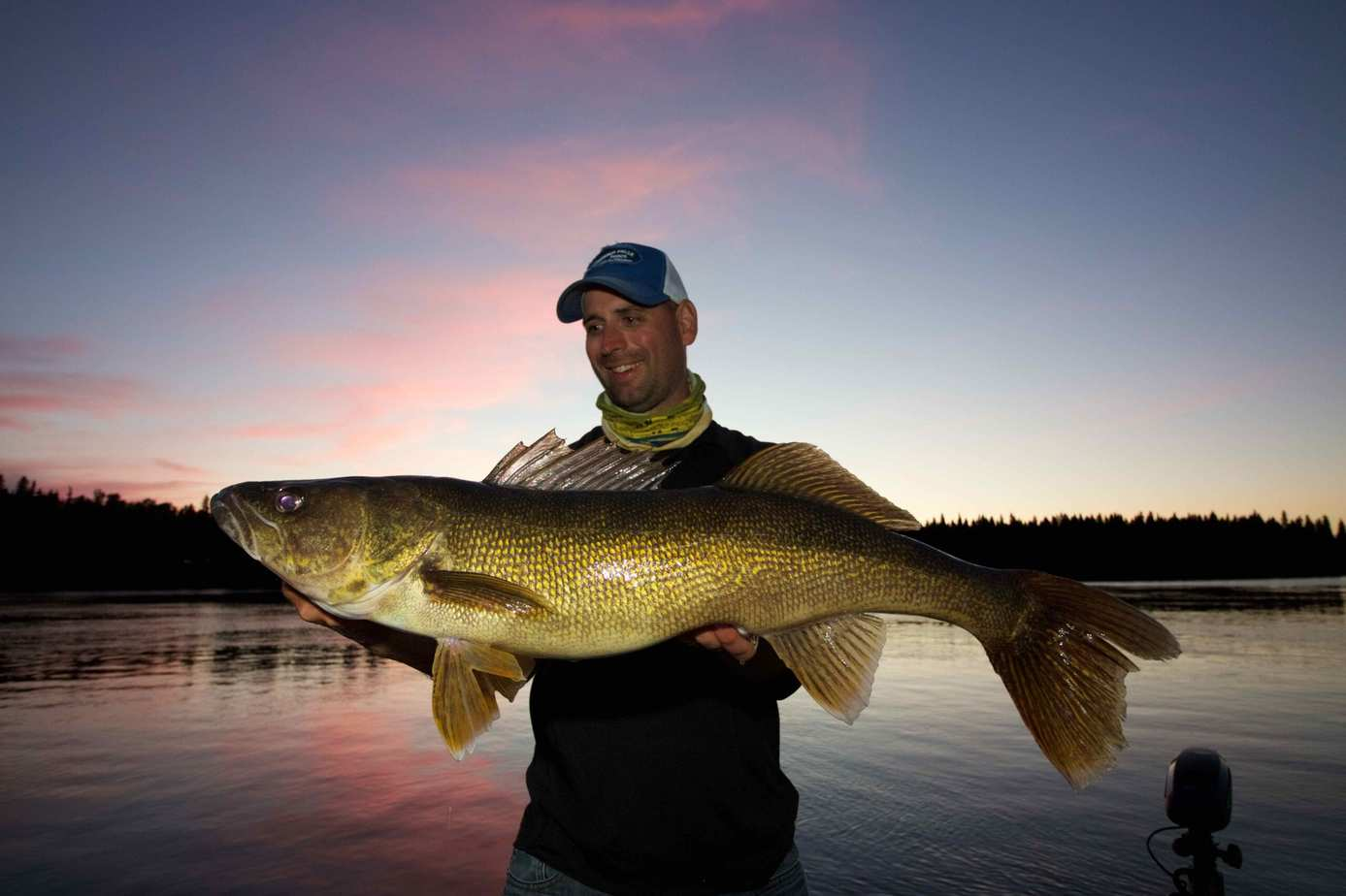 Angling buzz fishing tips trends midwest fishing for Nd fishing reports