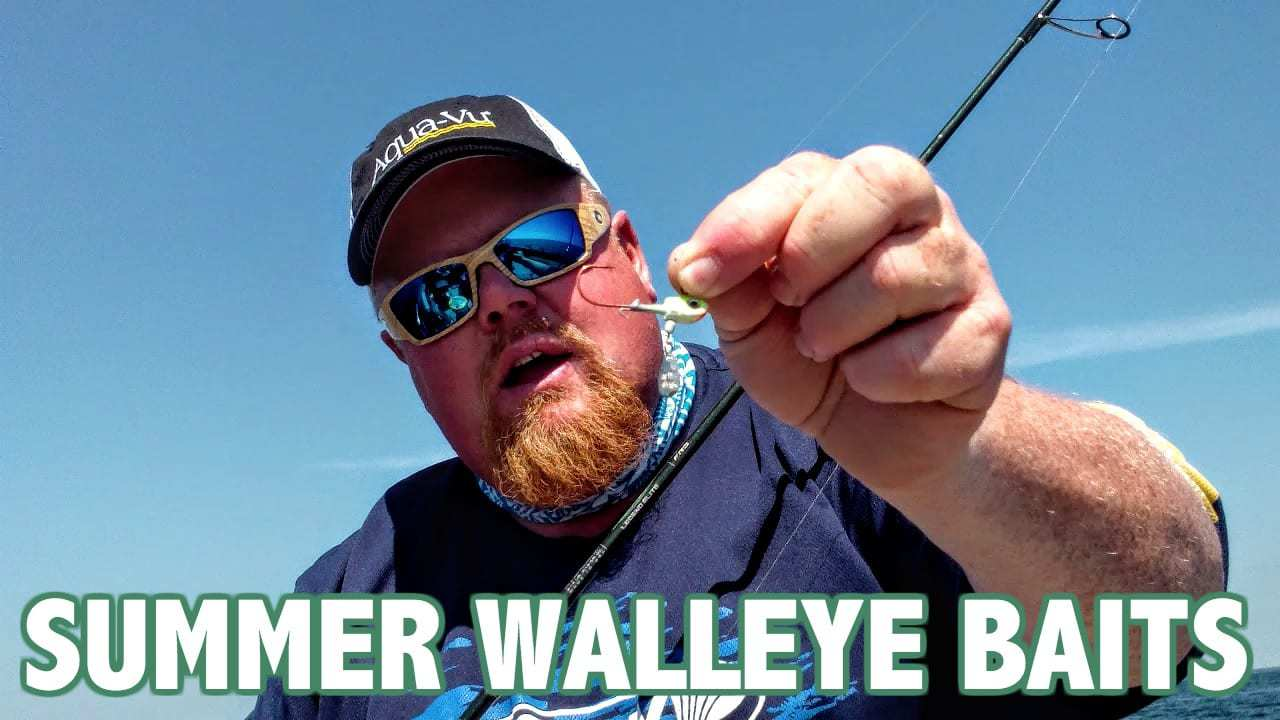 Summer Walleye Baits