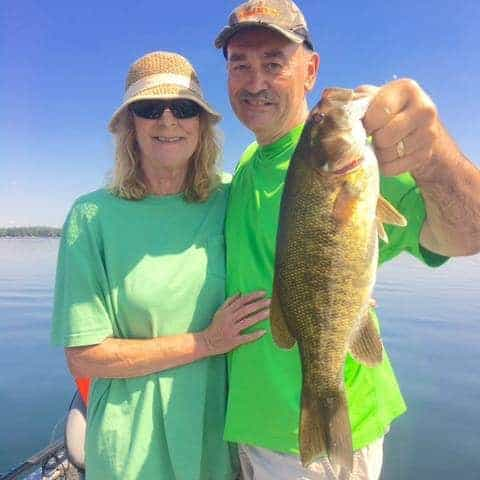 Wisconsin Smallmouth