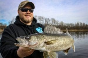 Brett McComas Walleye