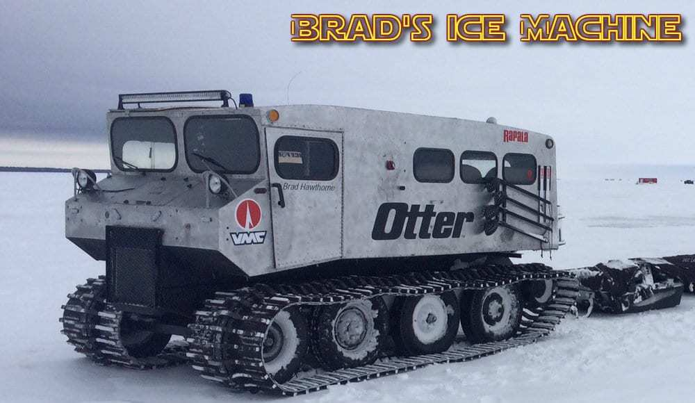 Brad Hawthorne's Ice Machine