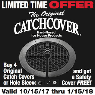 Catch Cover Square
