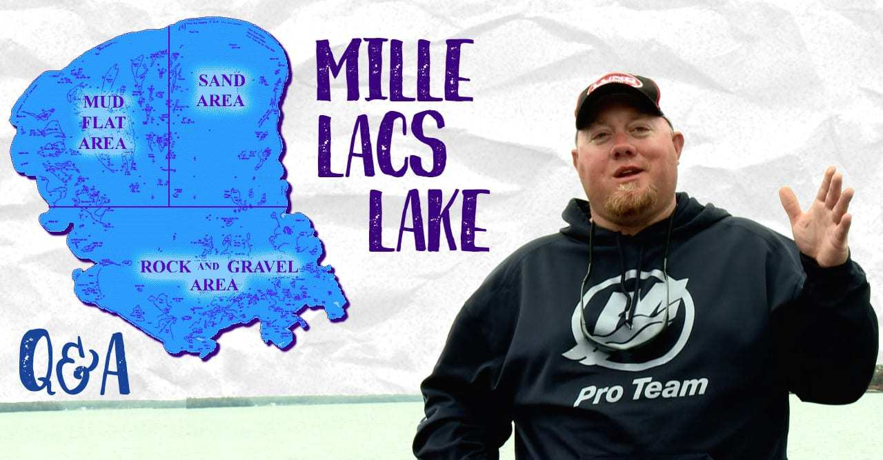 Mille lacs 101 q a with brad hawthorne for Mille lacs fishing