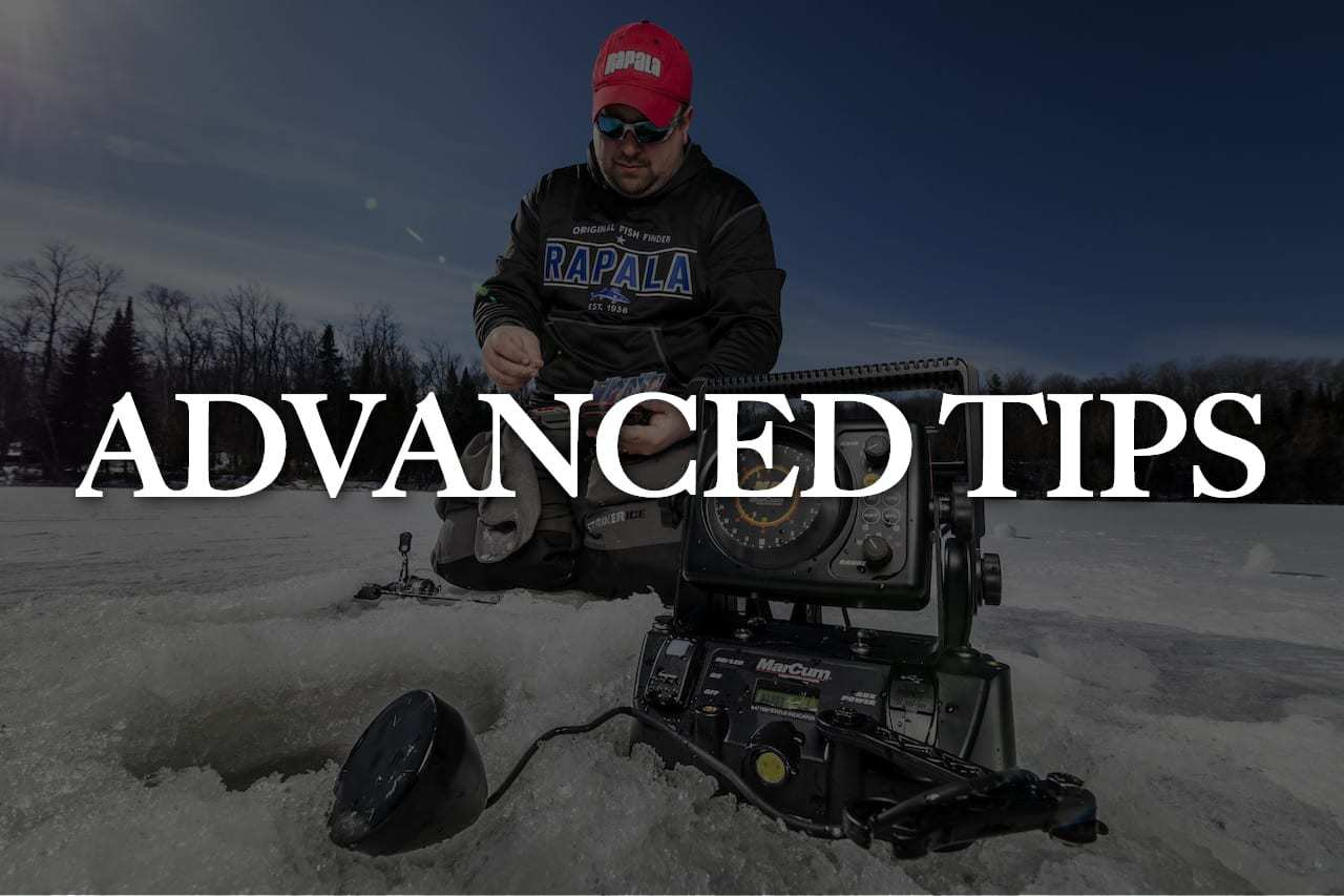 Ice Sonar Advanced Tips