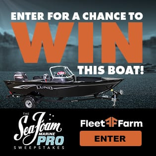 Boat Sweepstakes