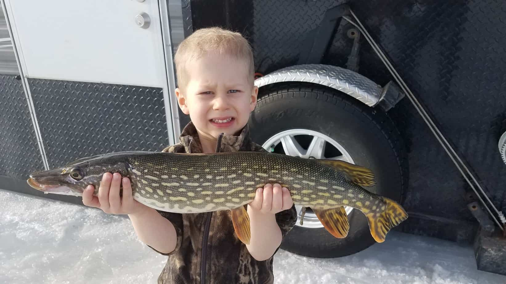 Late Season Pike (Released)