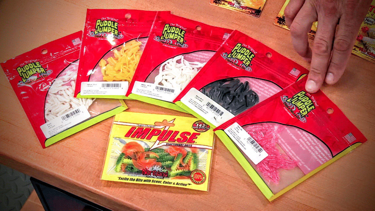 Spring Fishing Products