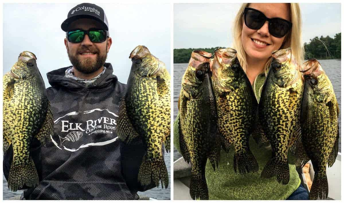Summer Crappies