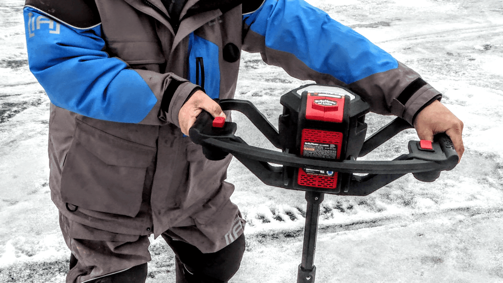 Ice Auger Safety Tips (Electric)