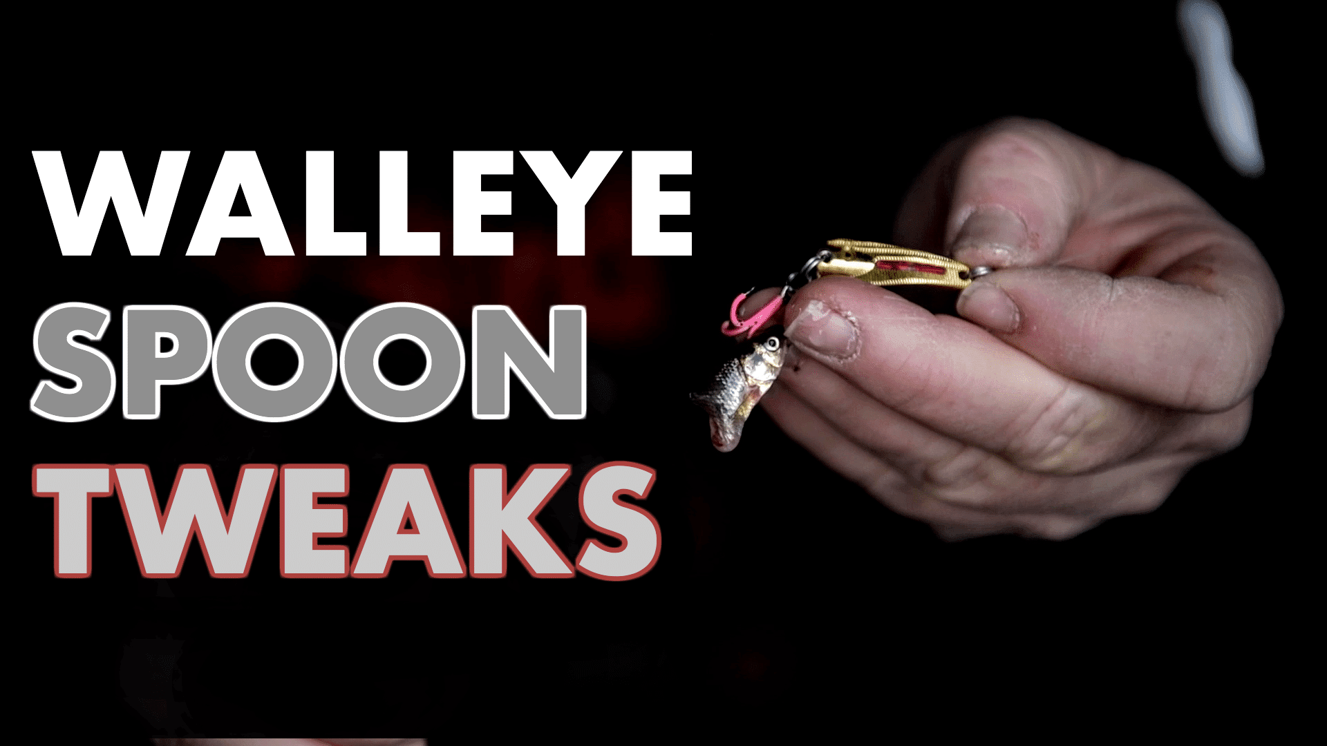 Walleye spoon tips