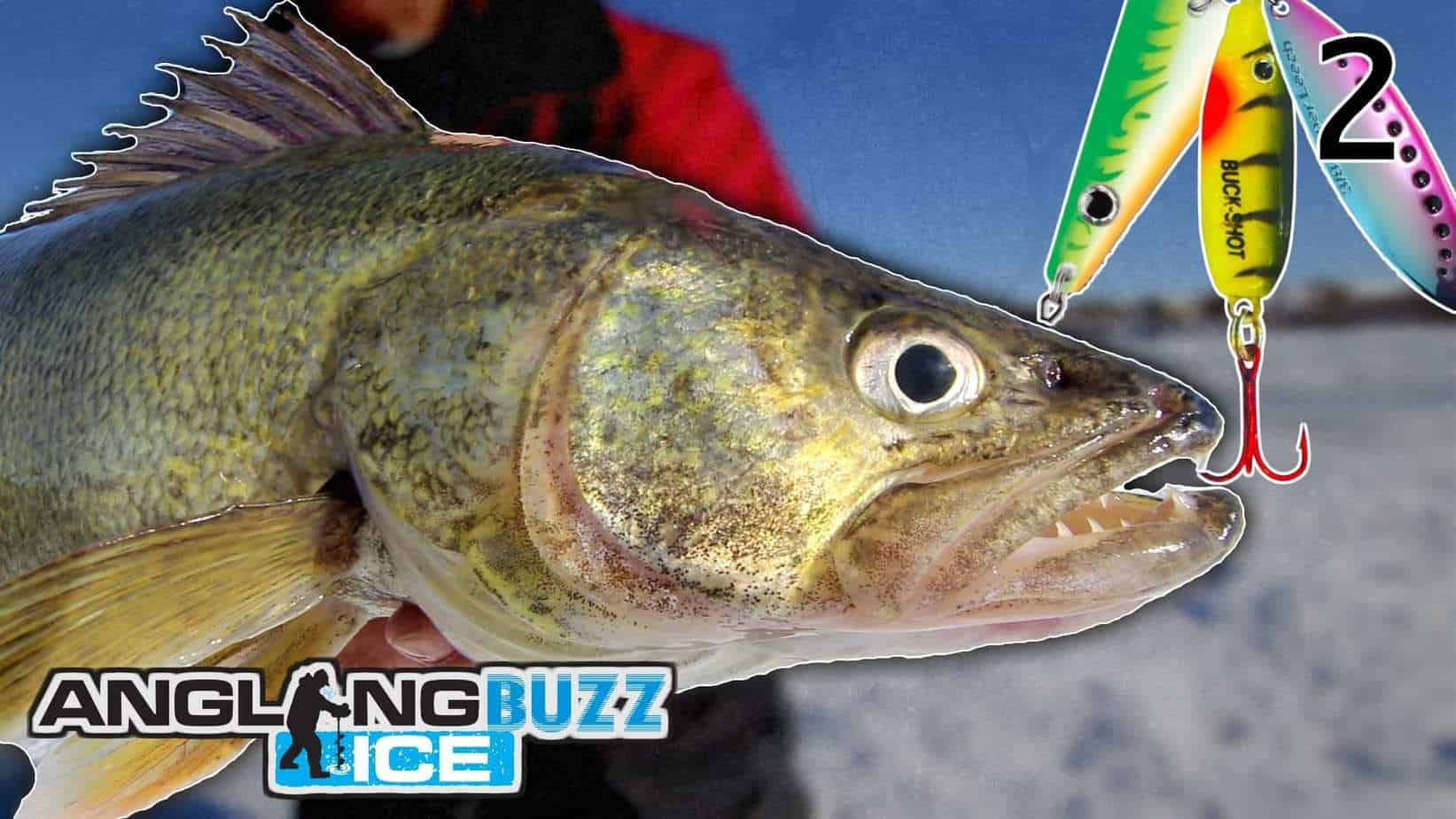 Spoon Fishing Strategies – AnglingBuzz ICE