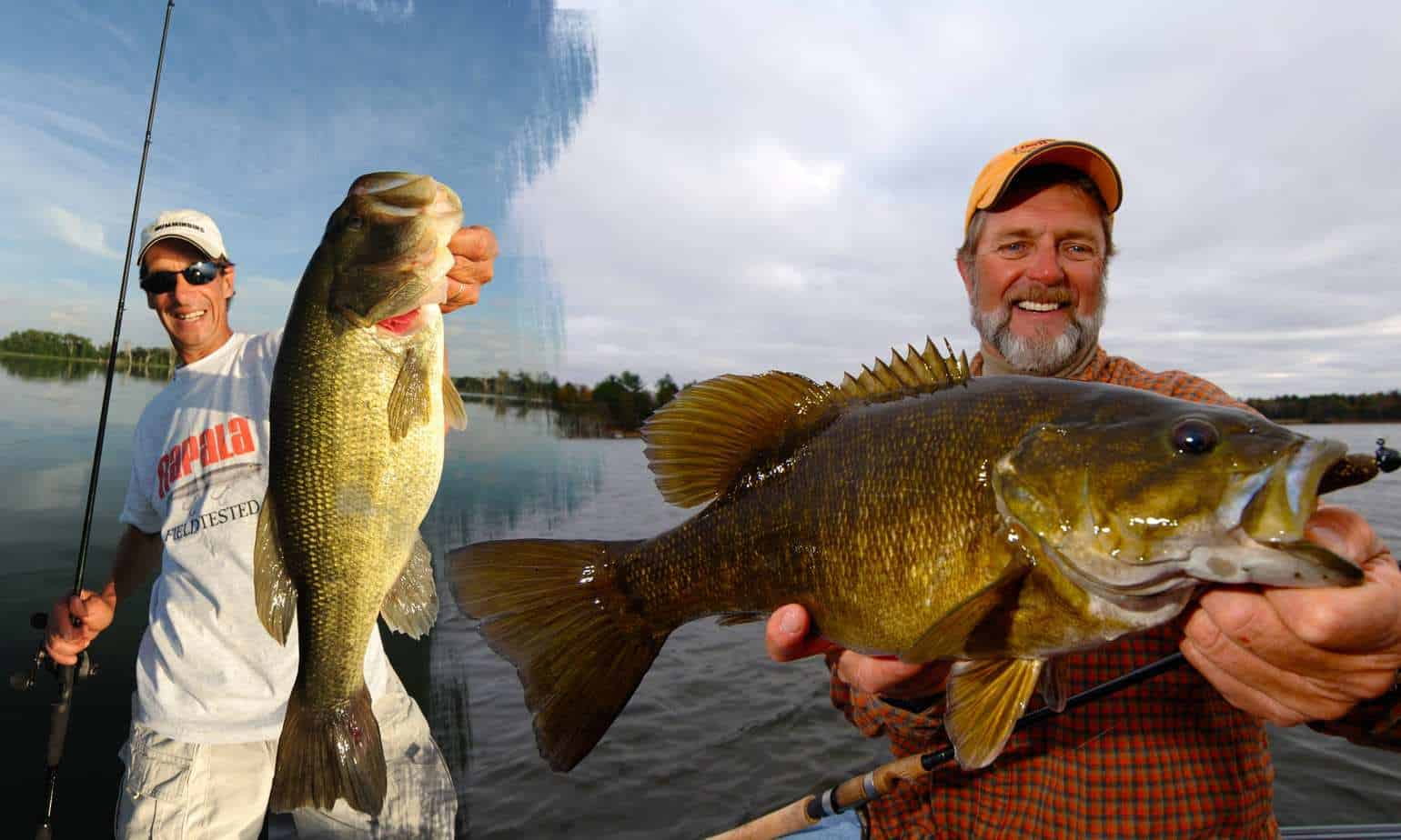 Largemouth vs Smallmouth Bass in Late Spring (The Basics)