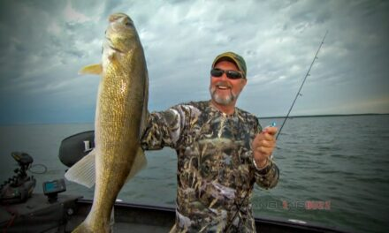 Spring Fishing Spots and Peak Periods for Walleye