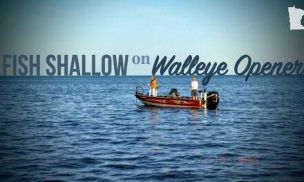 Walleye Opener Tips from Al Lindner
