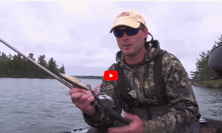Heavy Bass Tackle for Musky Fishing Fun