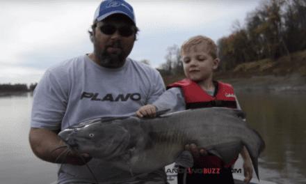 North Dakota Catfishing Buzz Bite Report – Brad Durick