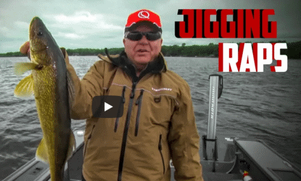 Essential Jigging Rapala Tactics for Walleyes