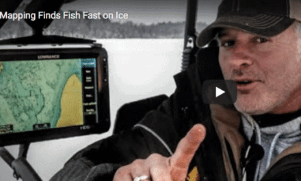 GPS Mapping Finds Fish Fast on Ice