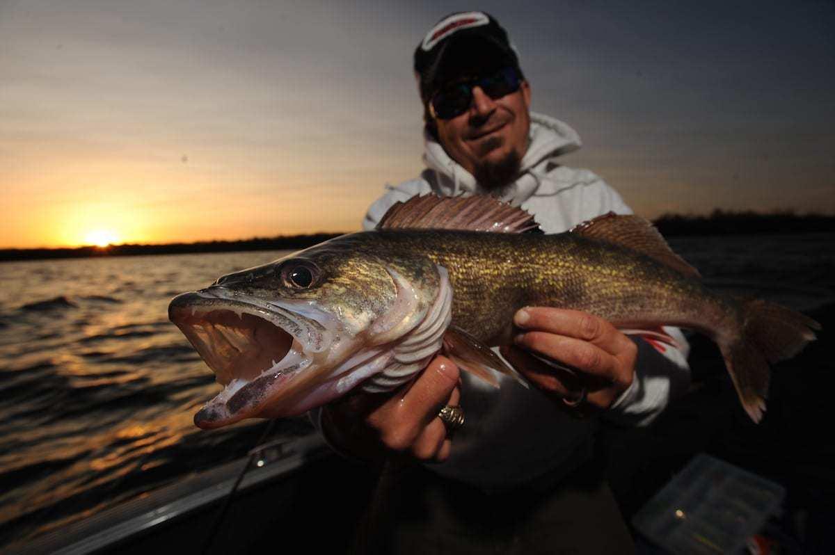 Top 8 Lakes for Minnesota Walleye Opener