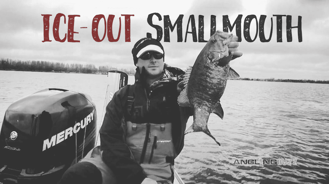 Smallmouth Bass Soon After Ice-Out
