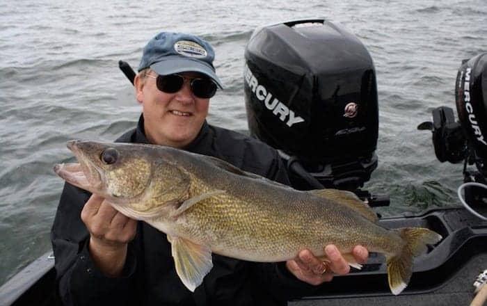 Gull Lake Walleye Opener