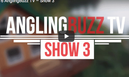 2016 Angling Buzz TV – Show 3