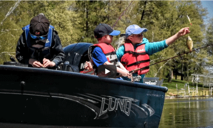 Spring Fishing with Kids