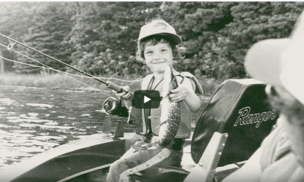 AB TV Show 1 Theme These Are the Good Old Days of Fishing