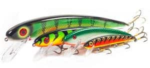 Crankbaits for Spring Muskies