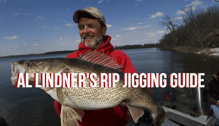 Al Lindners Rip Jigging Guide