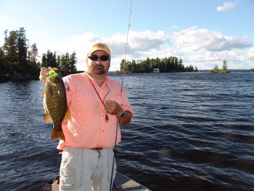 Smallmouth Bass — Classic vs. Weird Summer Patterns