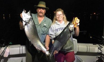 Lake Michigan Fishing Report – Ron Westrate (Holland/Saugatuck)